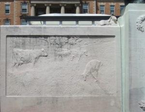Gutzon Borglum William Dempster Hoard Public Art At Uw